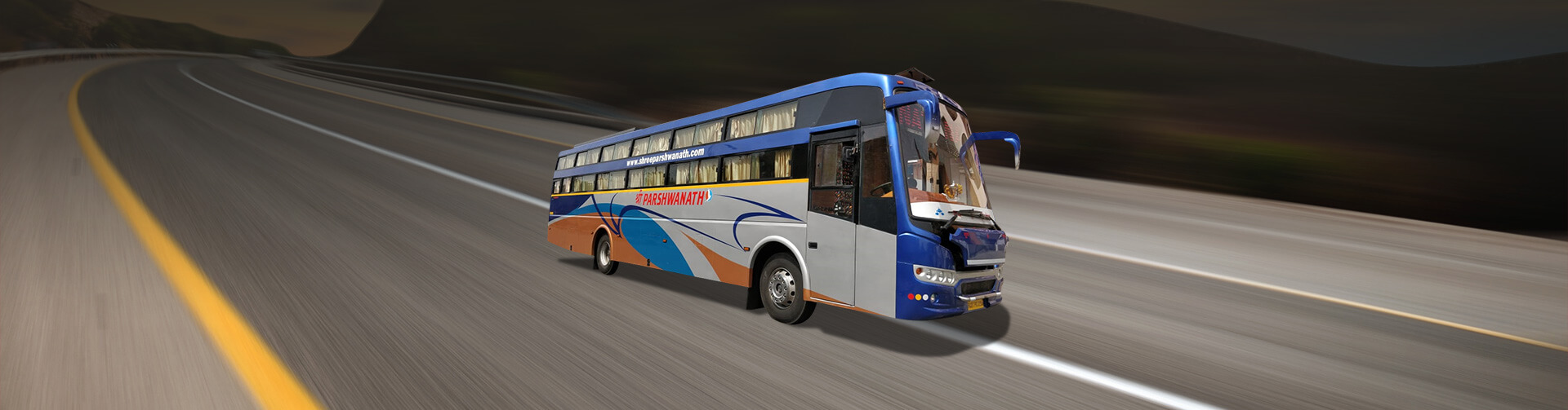 Online Bus Ticket Booking Shree Parshwanath Traves